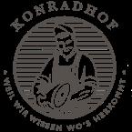 Unser Fleisch beziehen wir vom Konradhof